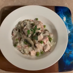 Chicken Baked Risotto
